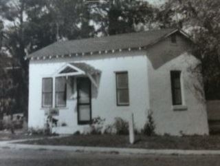 Original Temple Terrace Library, circa 1960