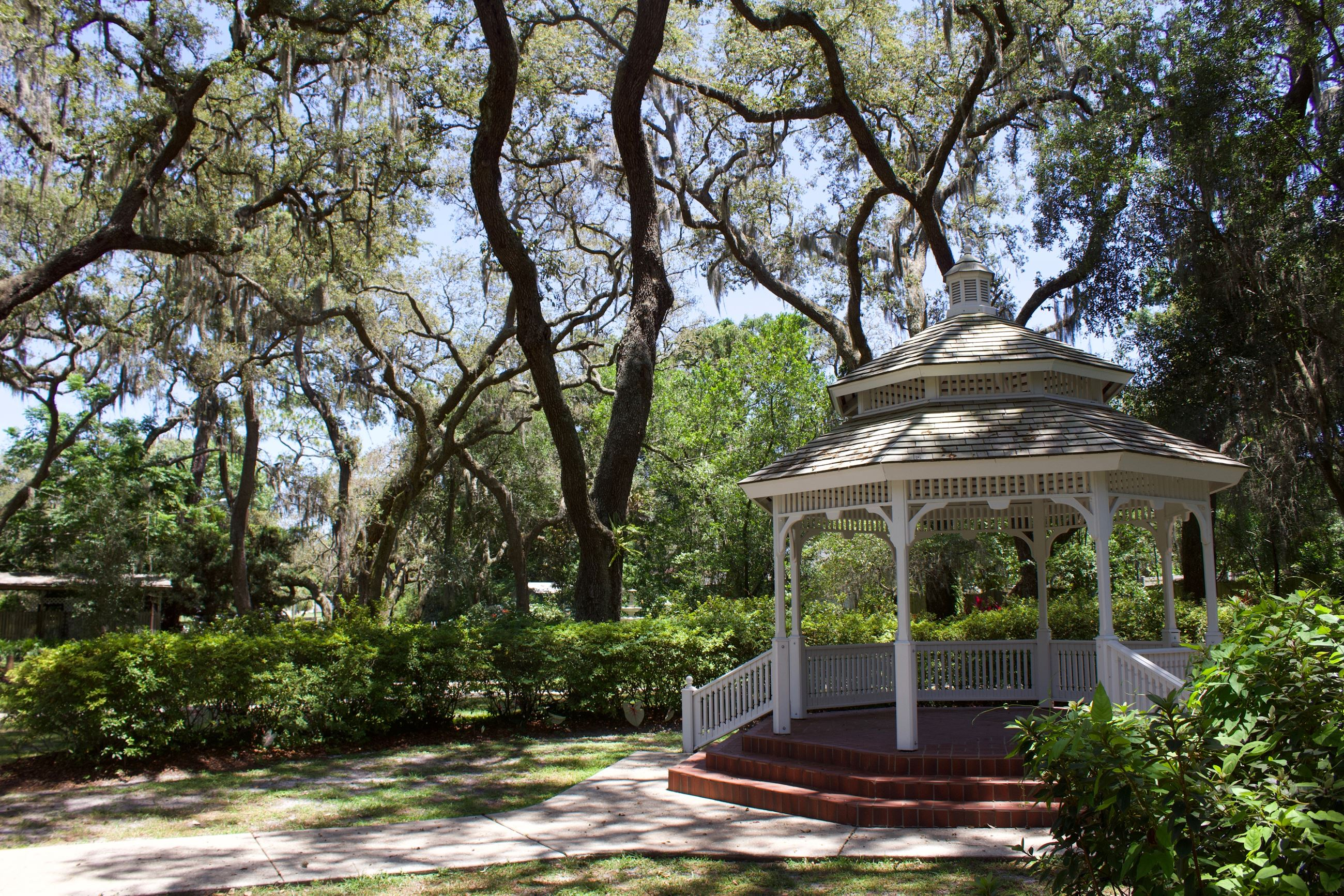 woodmont park with gazebo
